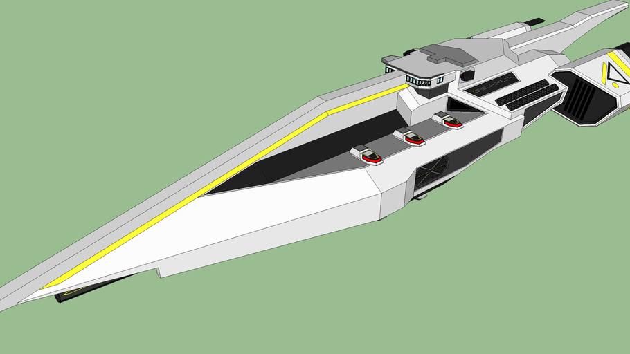 Hermelin Class Destroyer
