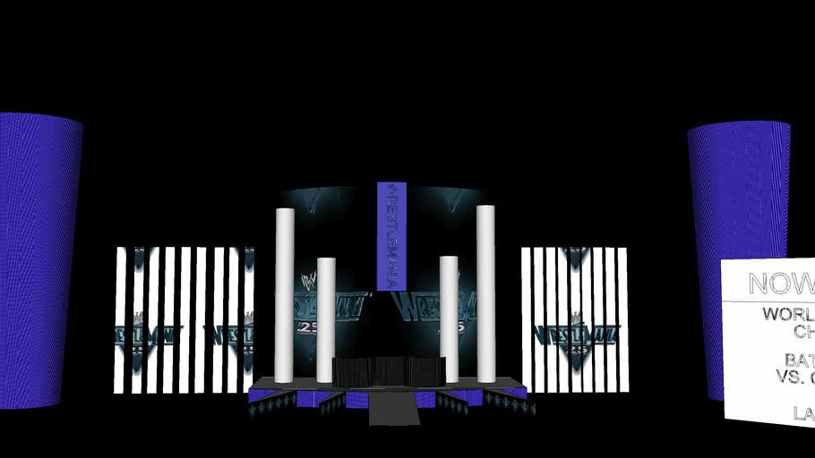 WrestleMania 25 Concept