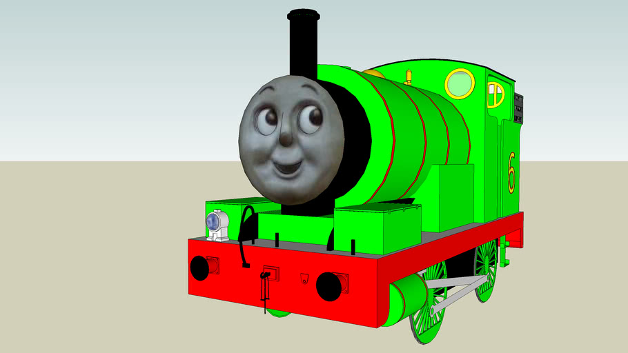 Percy The Small Green Engine (beta)
