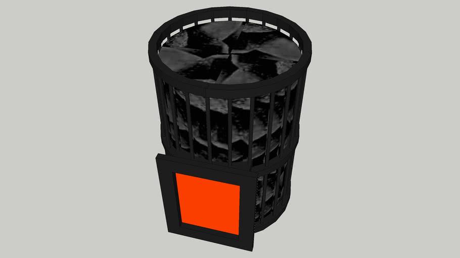Harvia Legend 240 sauna stove