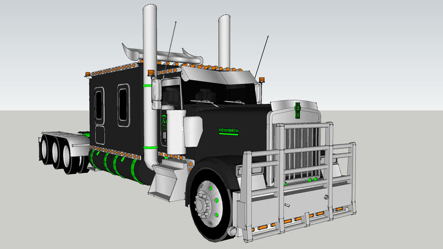 Kenworth Super Truck