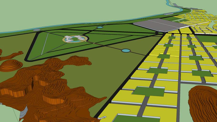 master plan entorno urbano
