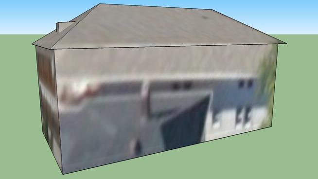 Ēka adresē Somerville, Masačūsetsa, Amerikas Savienotās Valstis