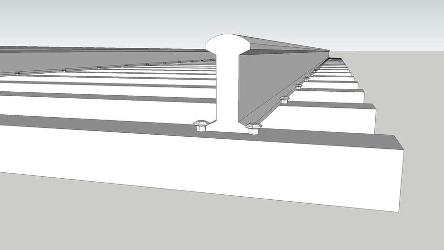 rail section