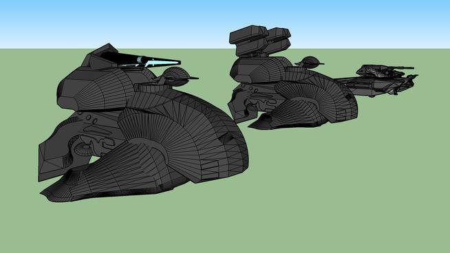 HALO VEHICLES | 3D Warehouse