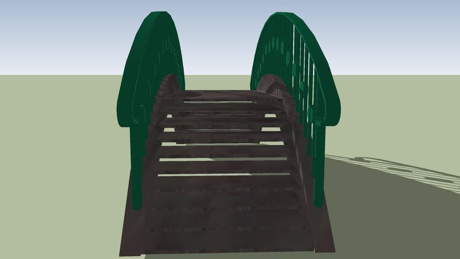 Mostek na Strudze Toruńskiej przy ul. Wojska Polskiego
