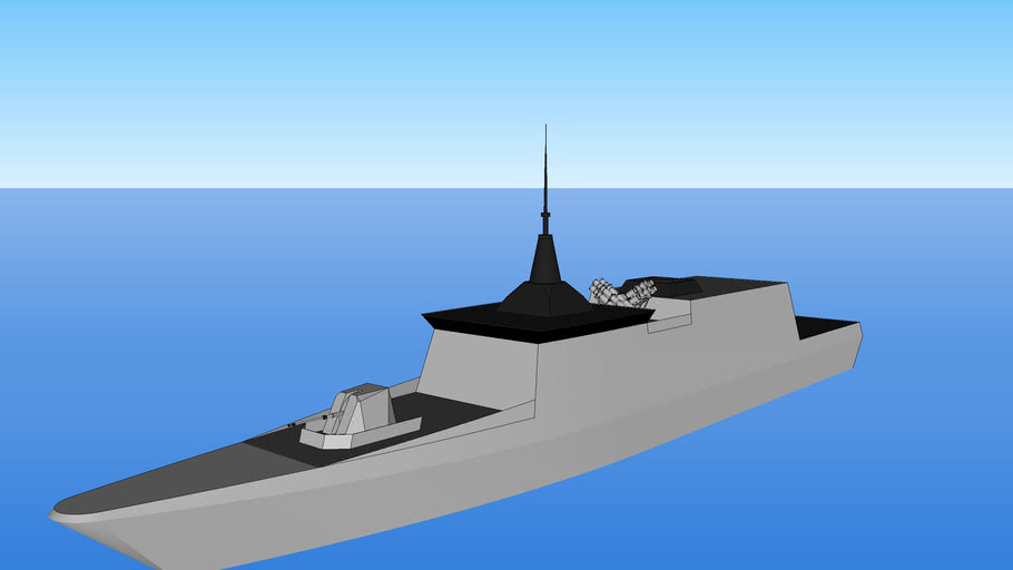 Stealth Corvette V 1.2
