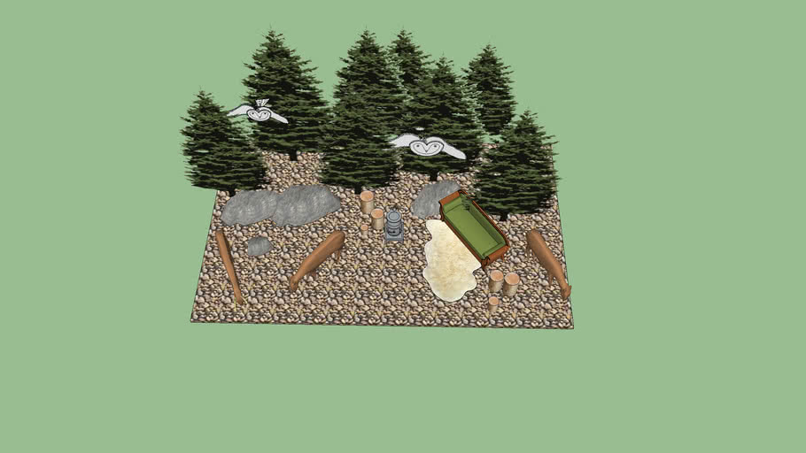 AED Woodlands Living Diorama (Draft)