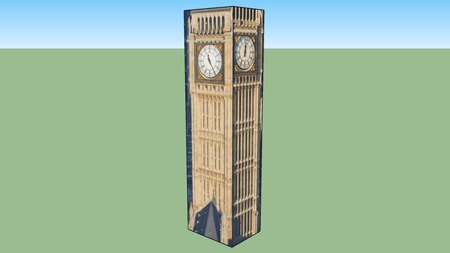 Edificio in Città di Westminster, Londra, Regno Unito