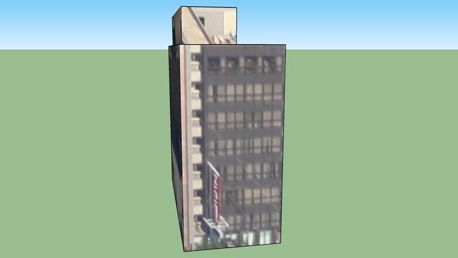 Bâtiment situé San Francisco, CA, USA