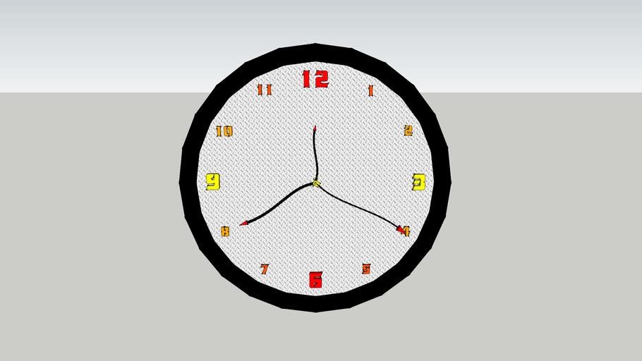 Wall Clock 3d Warehouse