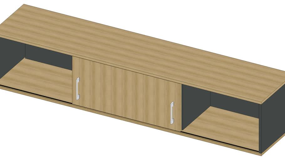 Wandboard 1OH, A-153-08