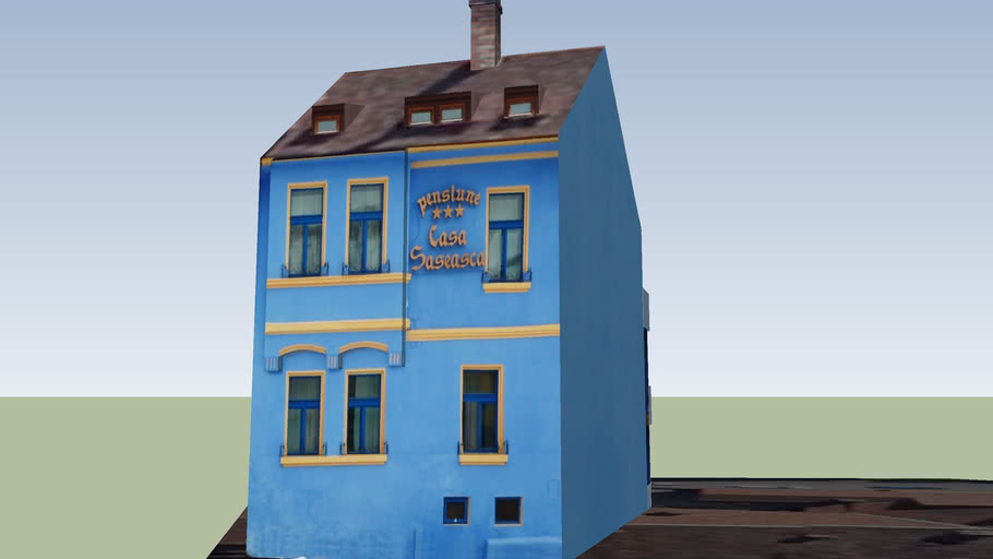 Casa en Sighişoara