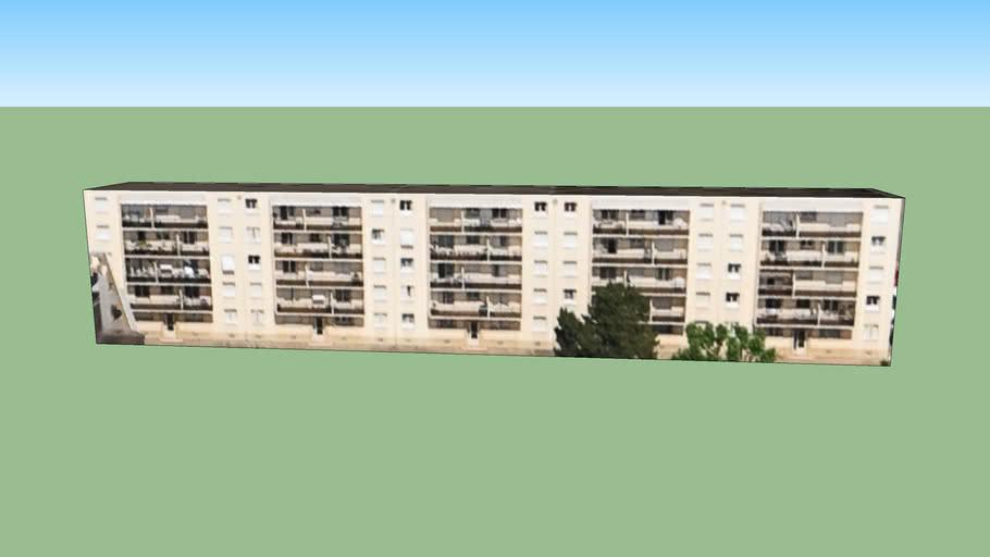 Bâtiment à 69200 Vénissieux 125