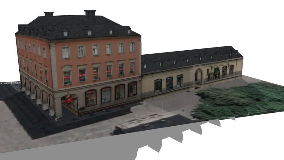 Innere Klosterstraße / gallery Weise