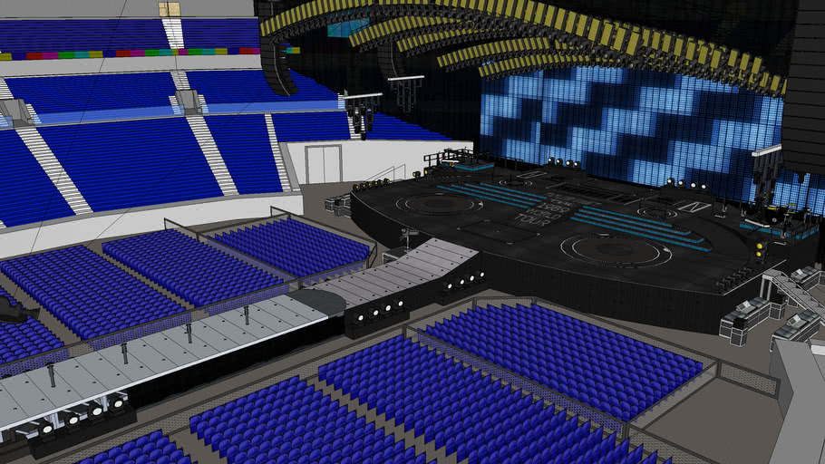Taylor Swift : The 1989 World Tour (stage)