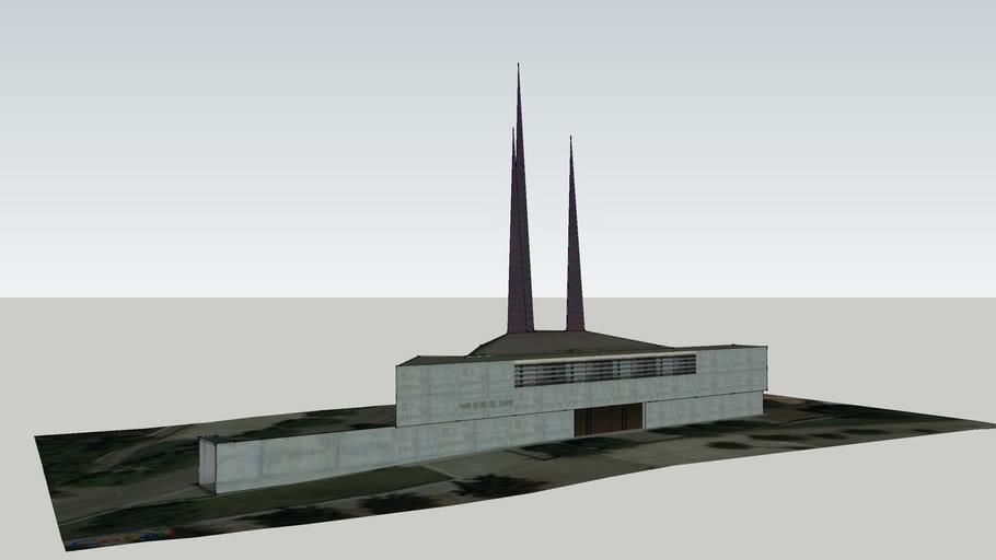 Iglesia de la Mare de Déu del Carme - Can Bou (Castelldefels)