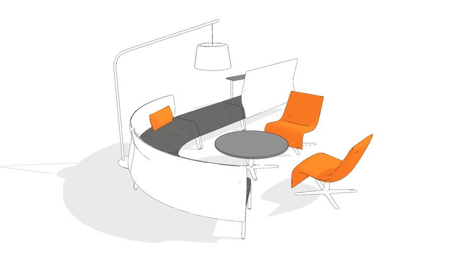 Modular Seating 07