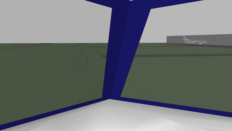 Mcdonnell Douglas MD-11 Takeoff Simulation