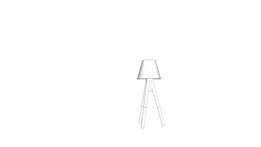Lampa 3 nogi