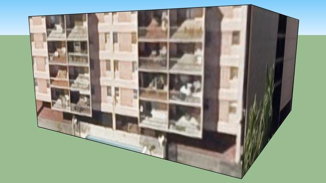 Building in Miami, FL, USA