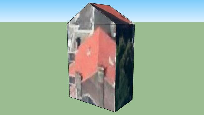 Building in 1050, Belgium