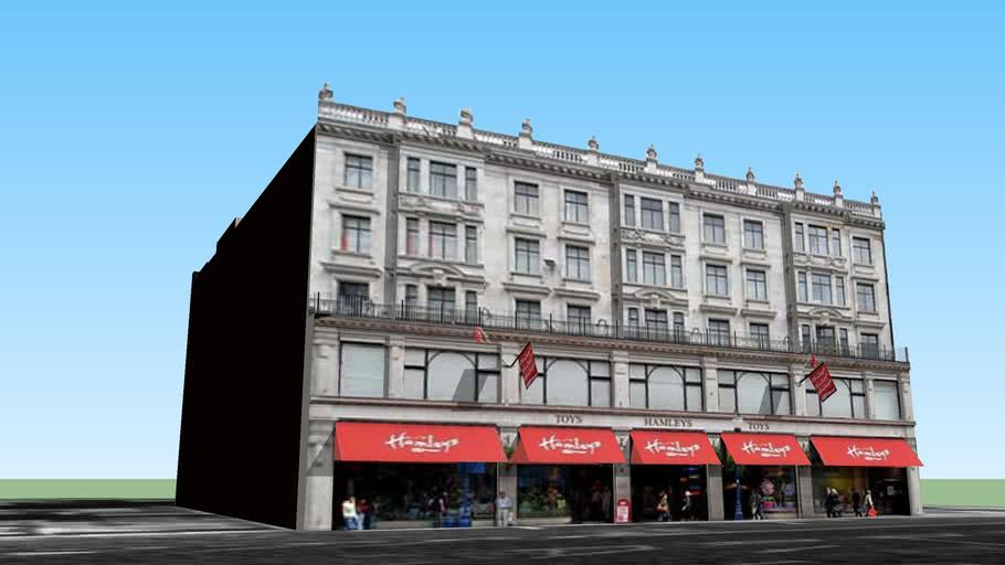Hamleys Toy shop, 188 - 196 Regent Street