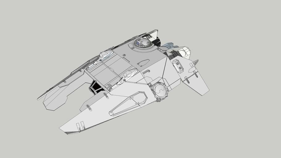 Dagon Class Gunship