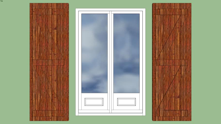 Porte Fenêtre(140_215)