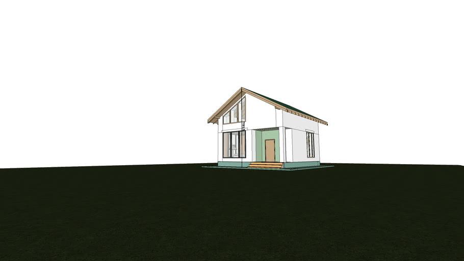 Второй домик Немовой
