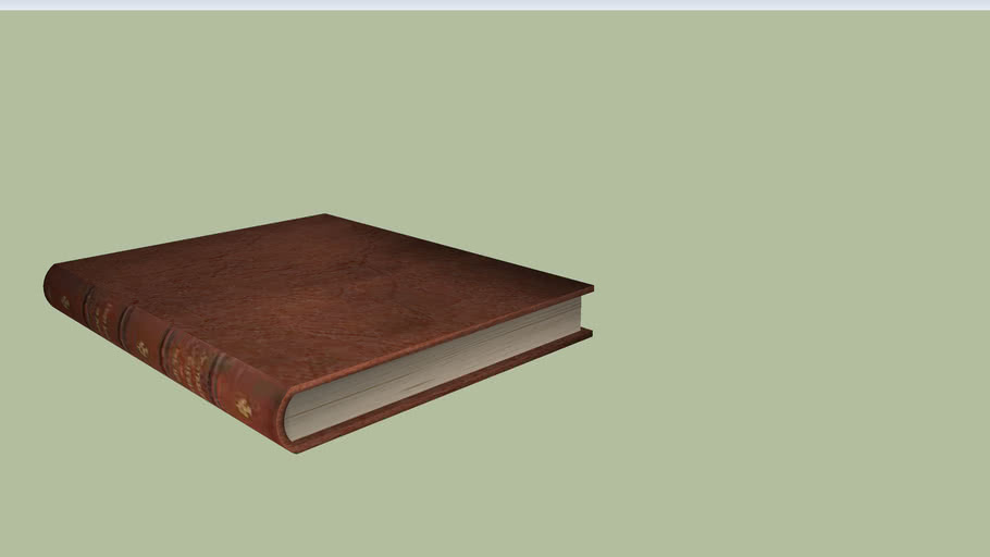 real book 3D