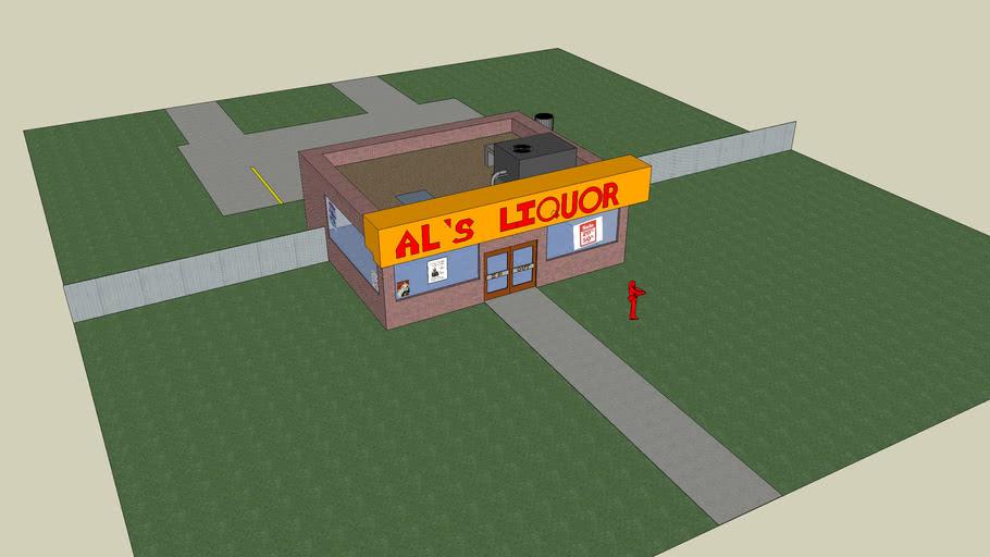 Al's Liquor by tony