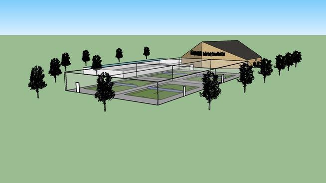 Tennis club JWW
