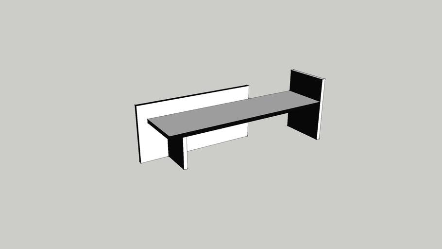 Rietveld bench