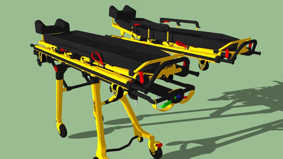 Emergency Cot Stryker rugged M1 roll-in
