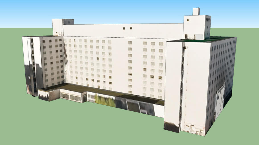此建築物位於 〒600-8530