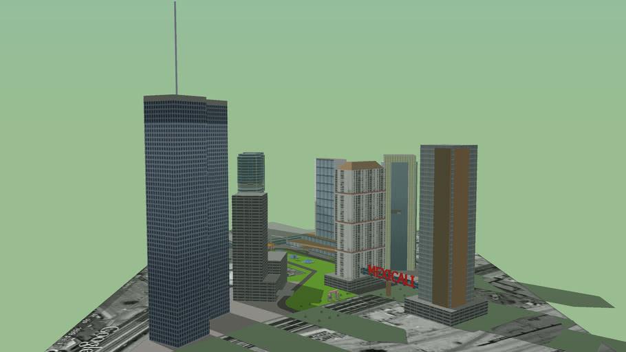 Centro Financiero de Mexicali