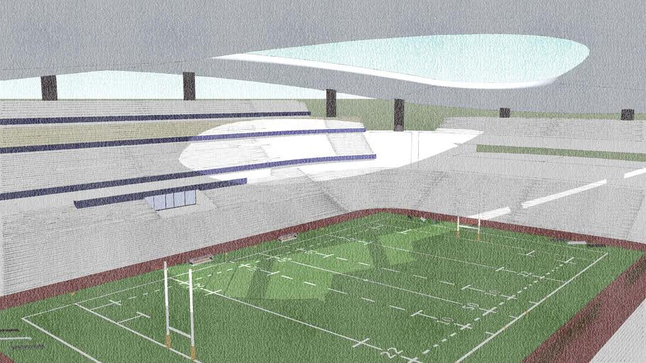 Estádio de Rugby Alves Madeira