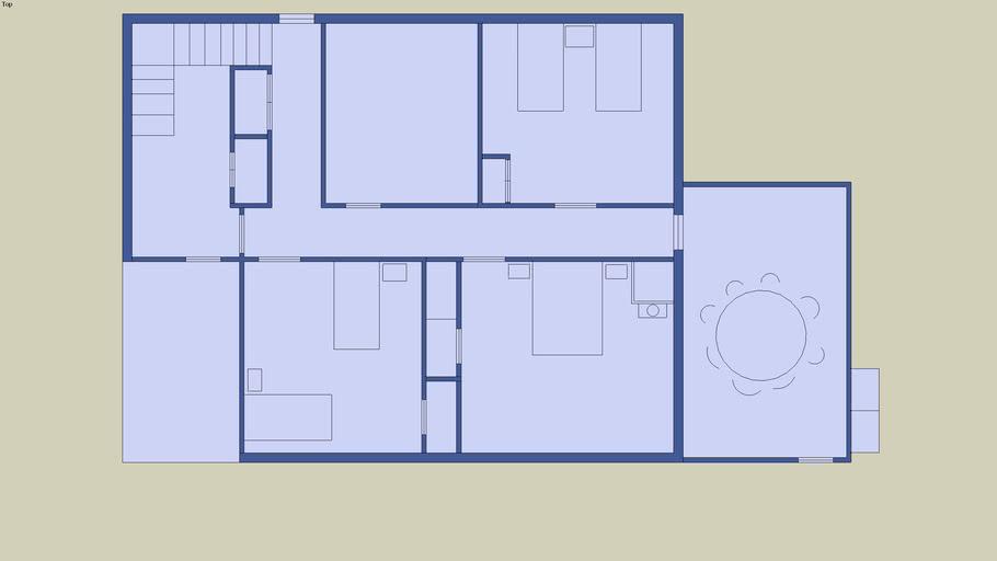 patches floorplan - 1st floor