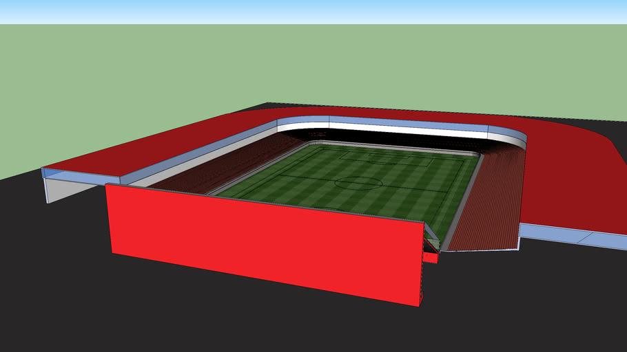 Barra Brava Stadium