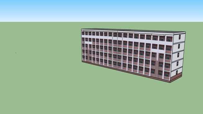 北苑女生宿舍楼 3号楼