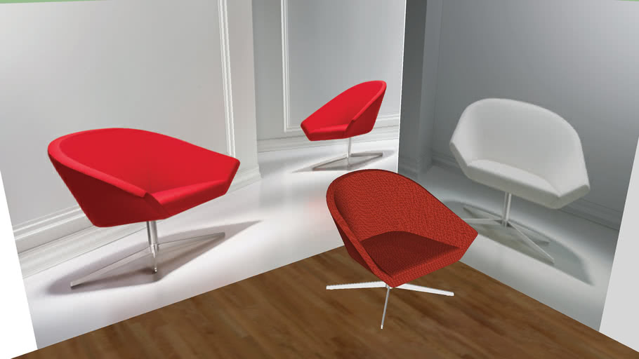 Remy Swivel Lounge Chair