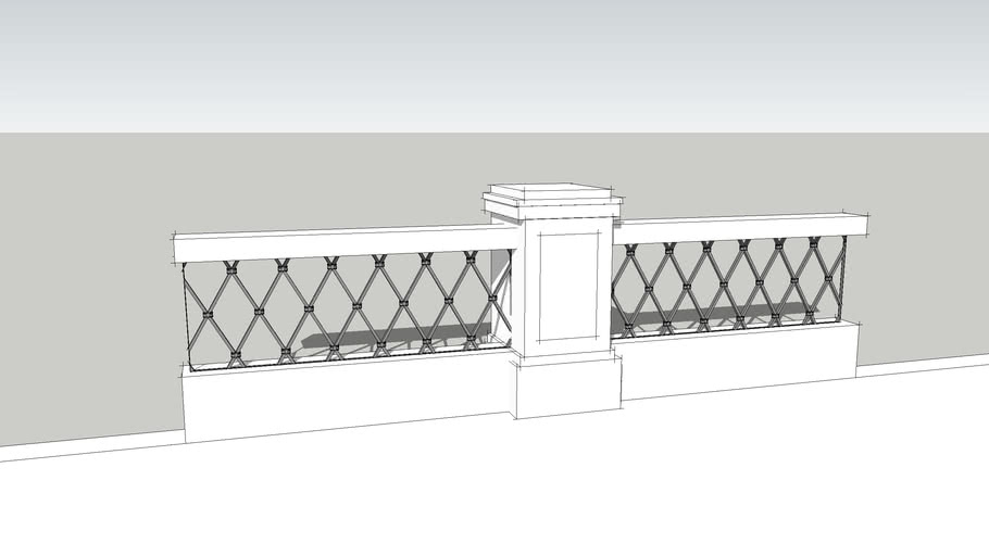 Wrought Iron for Railing