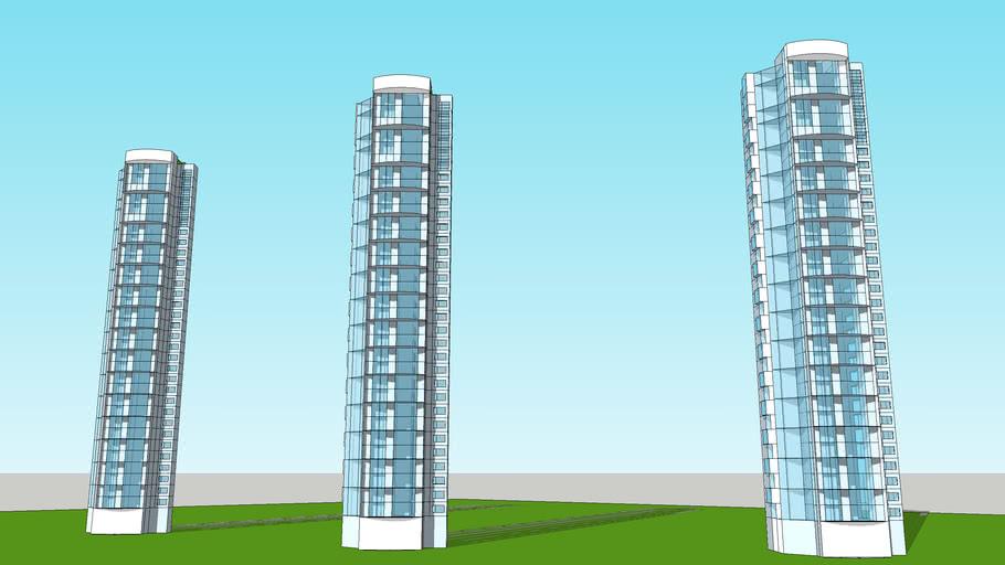 WUYUE NINGBO Apartment Buildings AP1Y