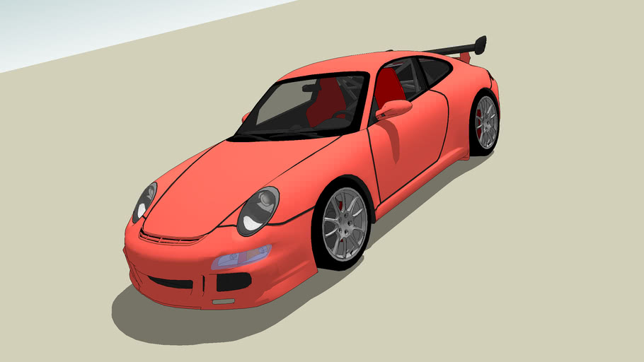 2006 Porsche 911 GT3 LR