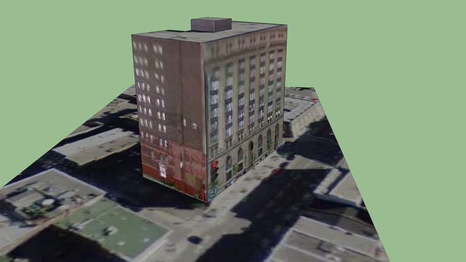 McGill St. Building
