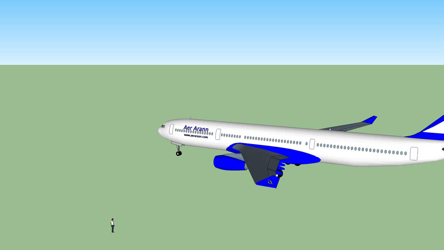 Aer arann Airbus A330-300