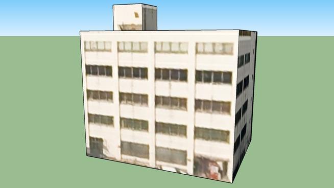 Budova na adrese Sapporo, 北海道, Japonsko