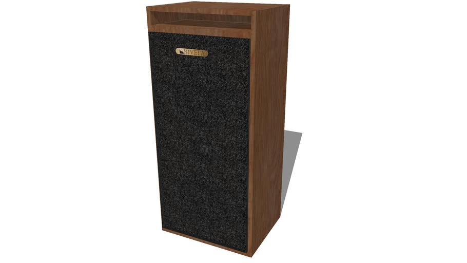 Riveta FSSV Speaker