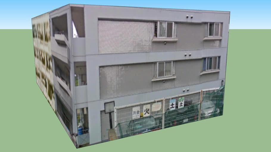 此建築物位於 日本, 神奈川縣橫濱市